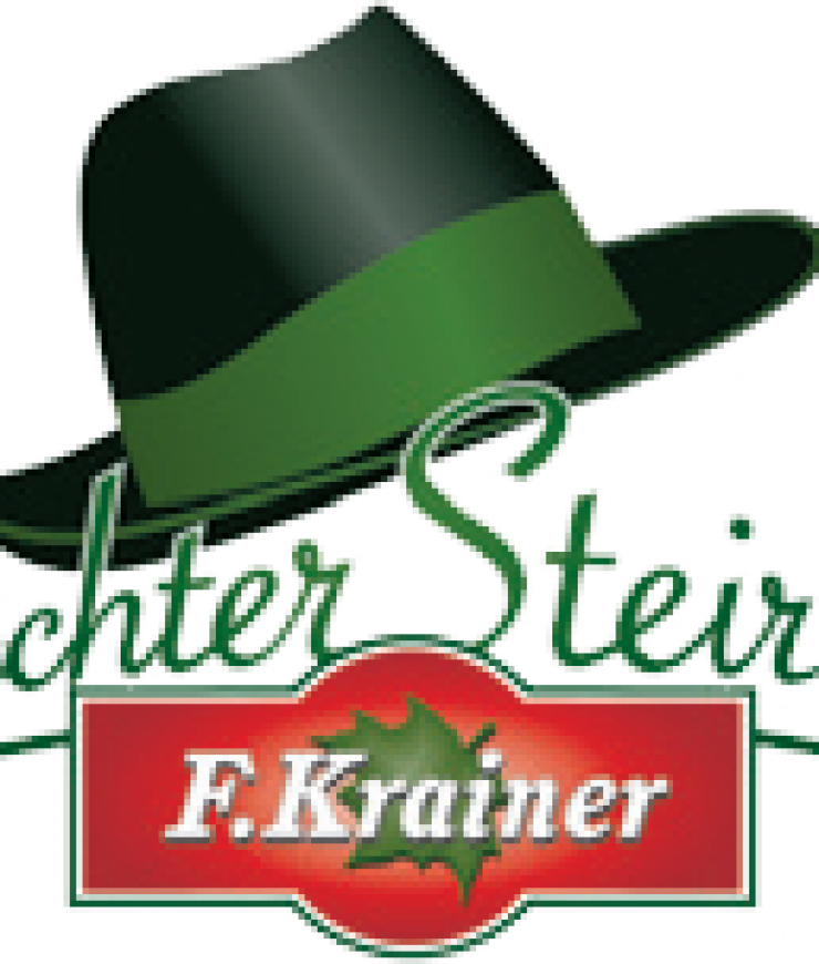Logo F. Krainer with Styrian hat